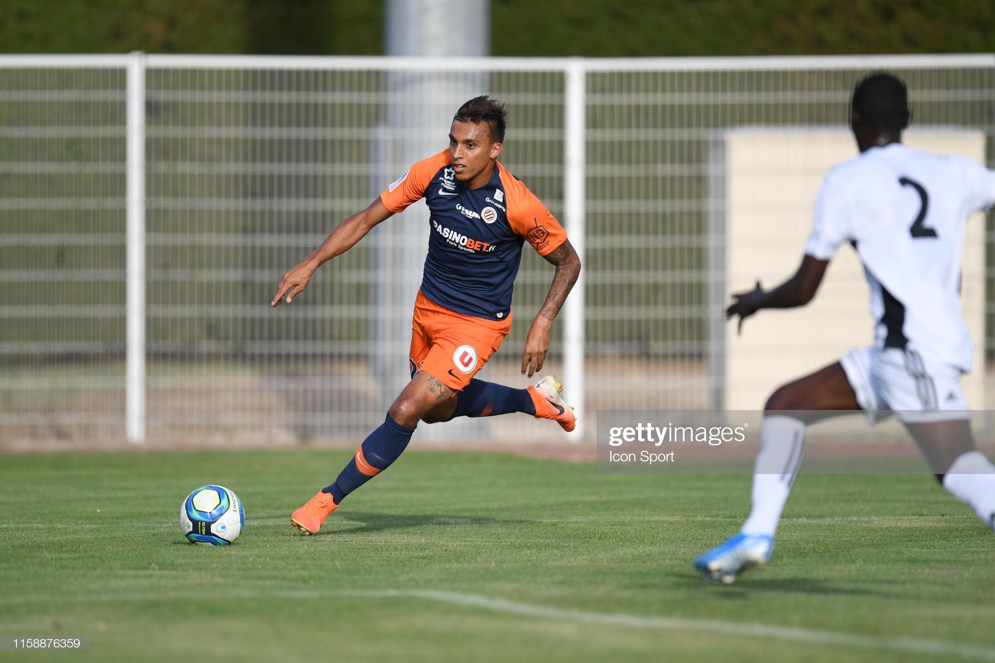Mathias Suarez coincé en Uruguay