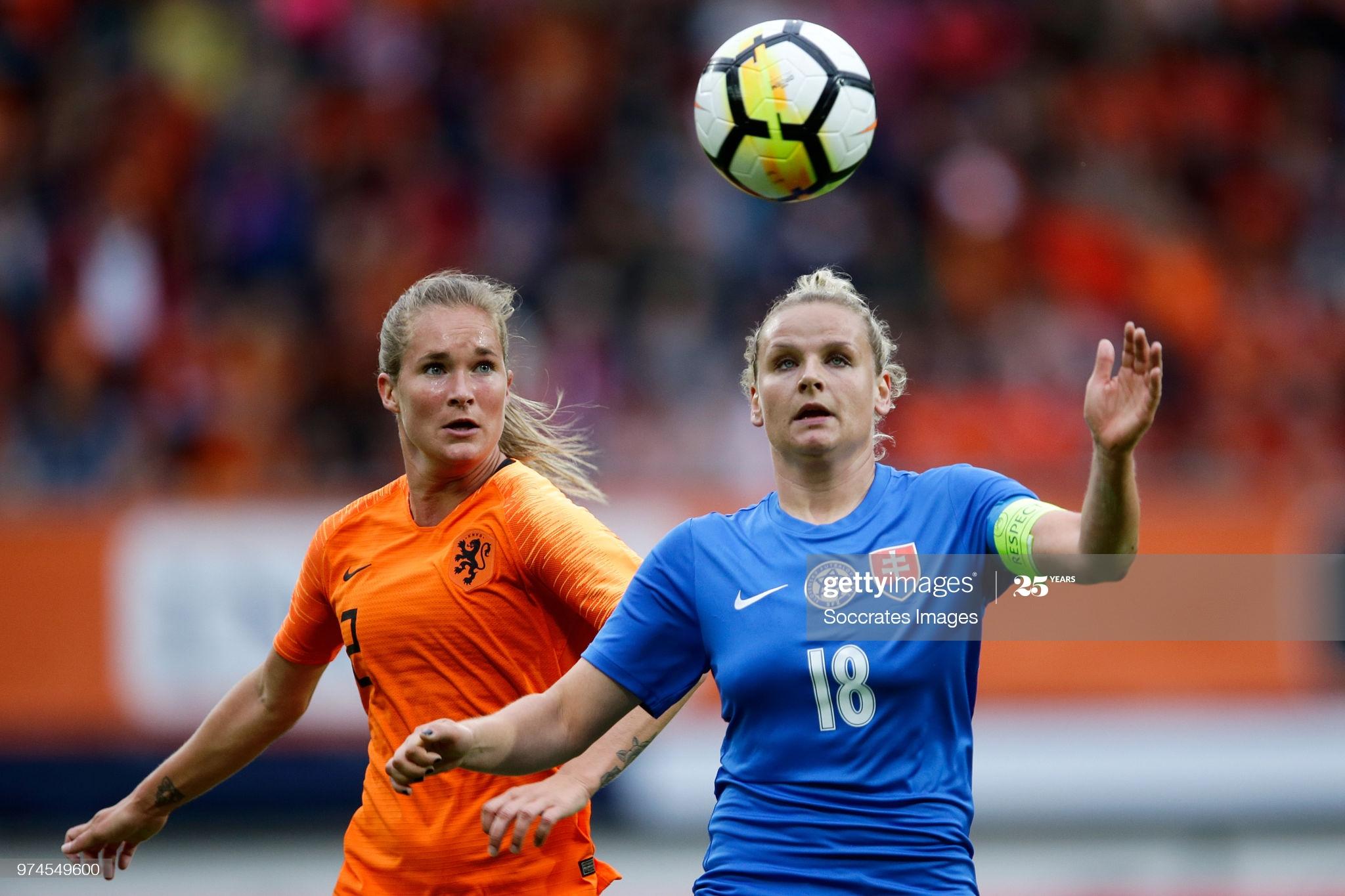 La Slovaquie de Dominika Škorvánková s'incline face à l'Islande