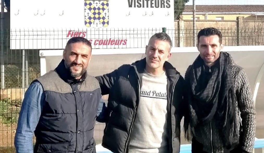 Cédric Barbosa nouvel entraîneur du SC Cers Portiragnes (officiel)