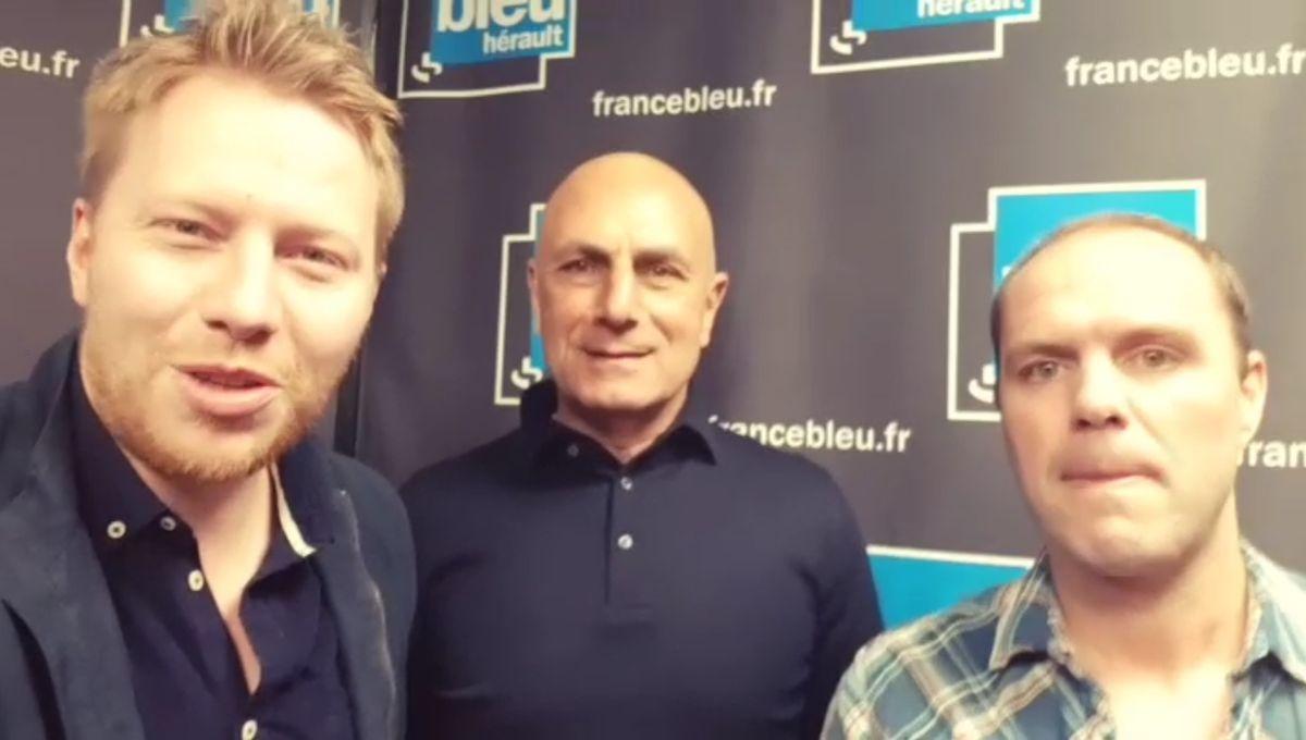 Michel Der Zakarian s'excuse auprès du journaliste de France Bleu Hérault